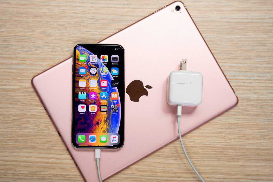 Apple Iphone Xs And Xs Max Fast Charging Speeds Compared Standard Vs Ipad Vs Macbook Charger